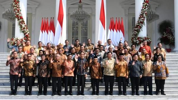 Ssttt... 2 Menteri Bakal Di-reshuffle, Sudah Dikaji Lama