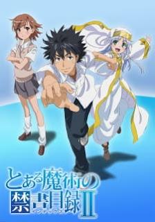 Toaru Majutsu no Index 1080p Dual Audio