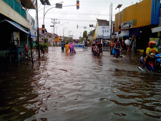 Banjir Batang Kota