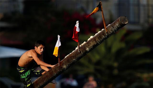 Gostra Permainan Tradisional Republik Malta