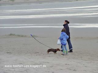 Strandspaziergang, Foto von Susanne McDonald, unabh. Stampin Up Demonstratorin