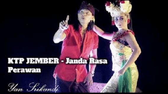 Lirik Lagu KTP Jember - Yan Srikandi