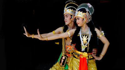 Tari Arjuna dan Srikandi Dari Jawa Tengah