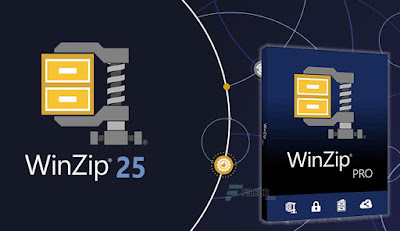 WinZip 25 2020 Compression Utility Software Free Download
