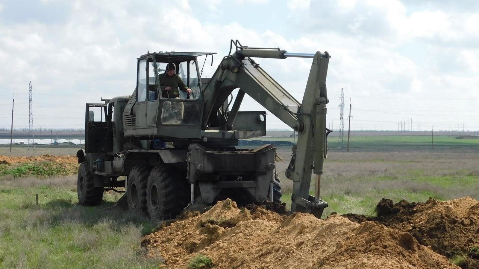 ЗСУ укріплюють бойові позиції на півдні України