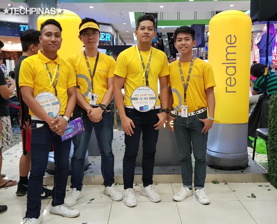SM Cyberzone Mobile Fest 2019, SM City Sucat