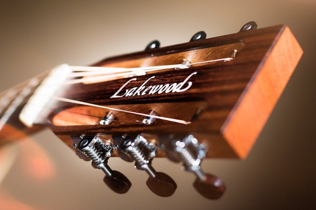 Lakewood Guitar