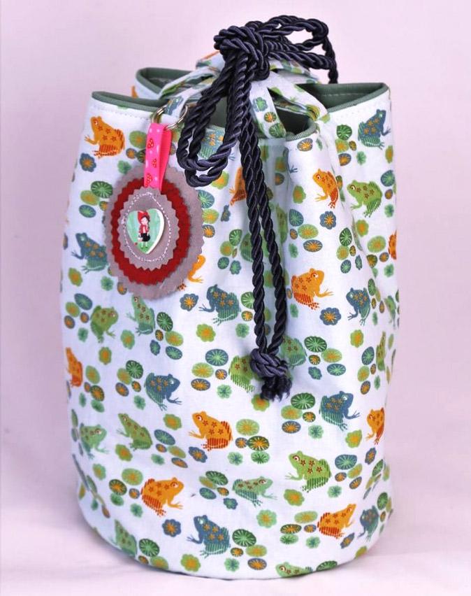 DIY Lunch Bag Sew Tutorial