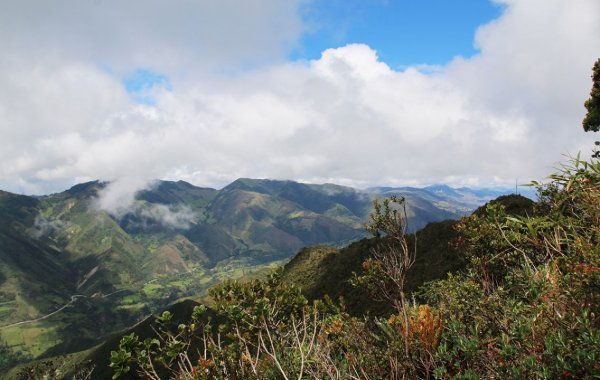 Reserva Ecológica Cayambe – Coca