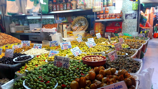Olive Atarazanas Market -Malaga Trips