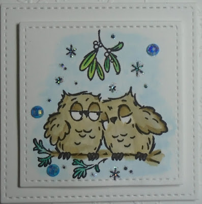 Craftyduckydoodah, Have A Hoot, Stampin' Up, Hopping Around The World,