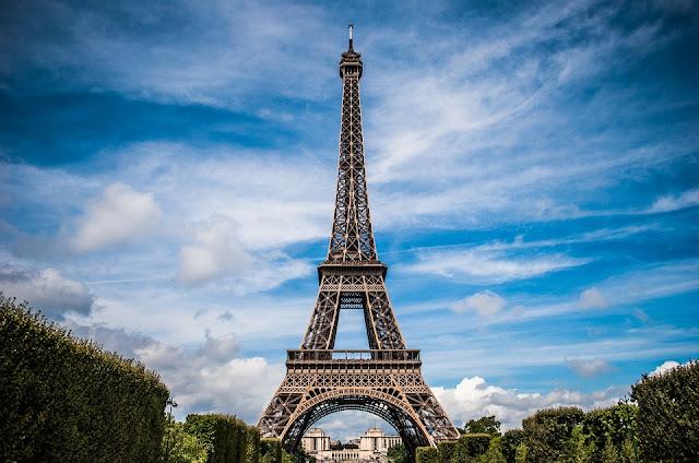 برج ايفل، مدينة باريس، فرنسا