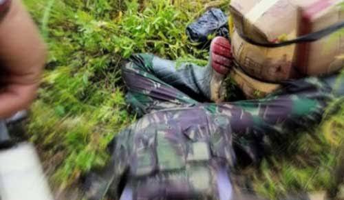 TPNPB Klaim Tembak Dua Anggota TNI, Jubir: Mayatnya Masih di Gunung