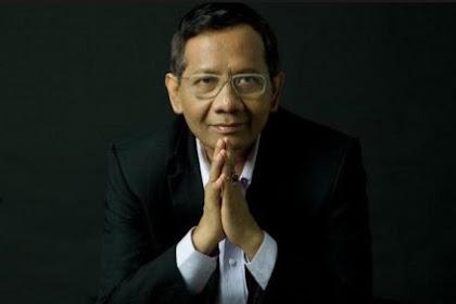Indonesia Muda Semprot dan Desak Mahfud Segera Minta Maaf Pada Rakyat