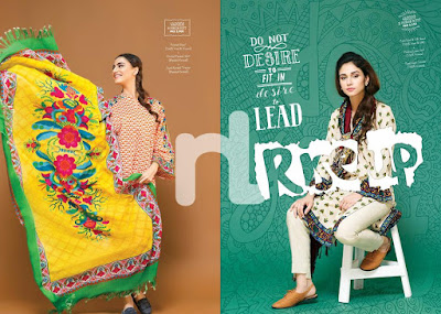 Nishat Latest Women Winter Dresses Collection 2016 Full Catalog ...