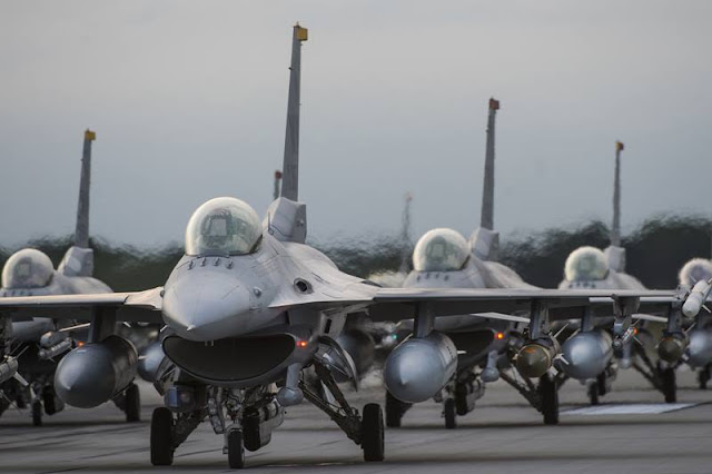 BAE Systems support international F16