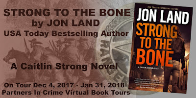 Excerpt: Strong To The Bone by Jon Land
