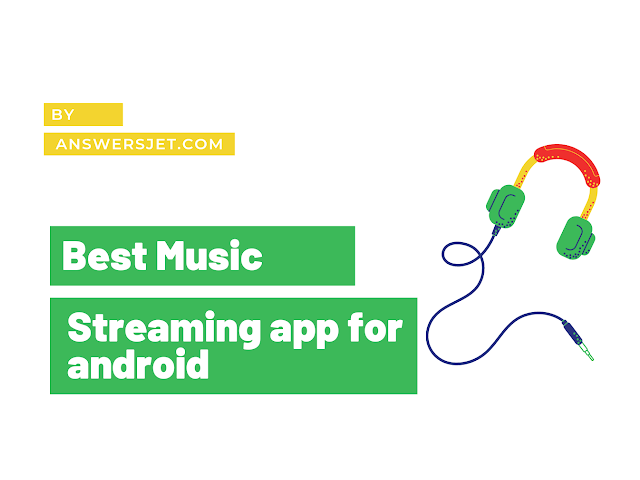 Best free music streaming app for Android