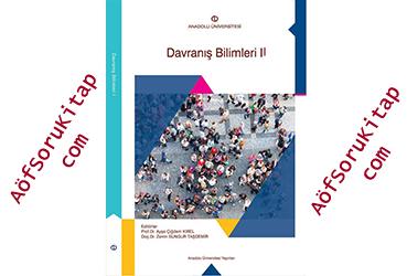 Davranış Bilimleri 2 SOS114U, Aöf Davranış Bilimleri 2 SOS114U dersi, Davranış Bilimleri 2 SOS114U PDF indir, Davranış Bilimleri 2 SOS114U ders kitabı indir, Açık Öğretim Davranış Bilimleri 2 SOS114U dersi, Aöf Davranış Bilimleri 2 SOS114U çalışma kitabı, Açık Öğretim Ders Kitapları PDF indir, Davranış Bilimleri 2 SOS114U indir, AÖF, Aöf İşletme, Aöf Soru, Aöf Kitap, Aöf Destek,