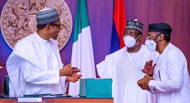 President Buhari wants to borrow $4bn, €710m
