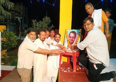 राजमाता के सो वें जन्मदिन पर भाजपा नेताओं ने कराया सुंदर कांड का पाठ | Kolaras News