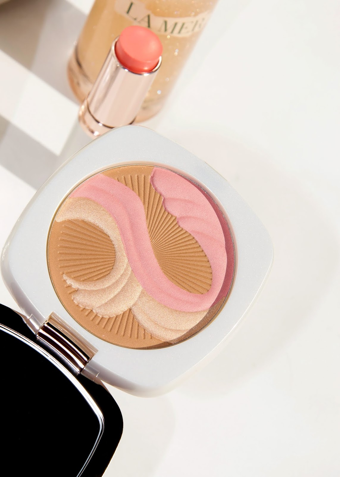 la mer bronzer 2018 review and swatches