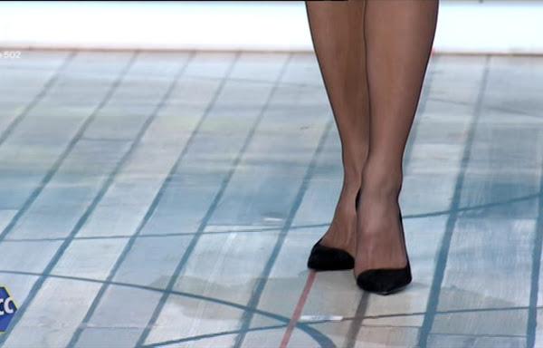 mia ceran calze velate scarpe oggi 20 dicembre