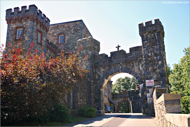 Searles Castle at Windham, New Hampshire