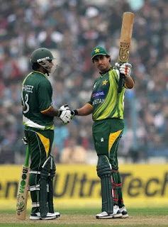 India vs Pakistan 2nd ODI 2013 Highlights