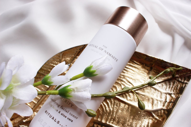 The Ritual of Namaste Rituals toner