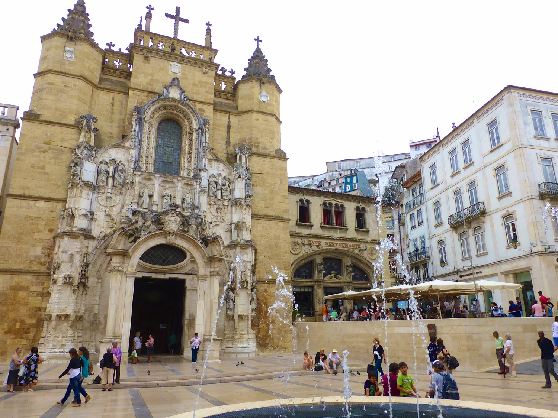 Iglesia y Monasterio de Santa Cruz, Coimbra