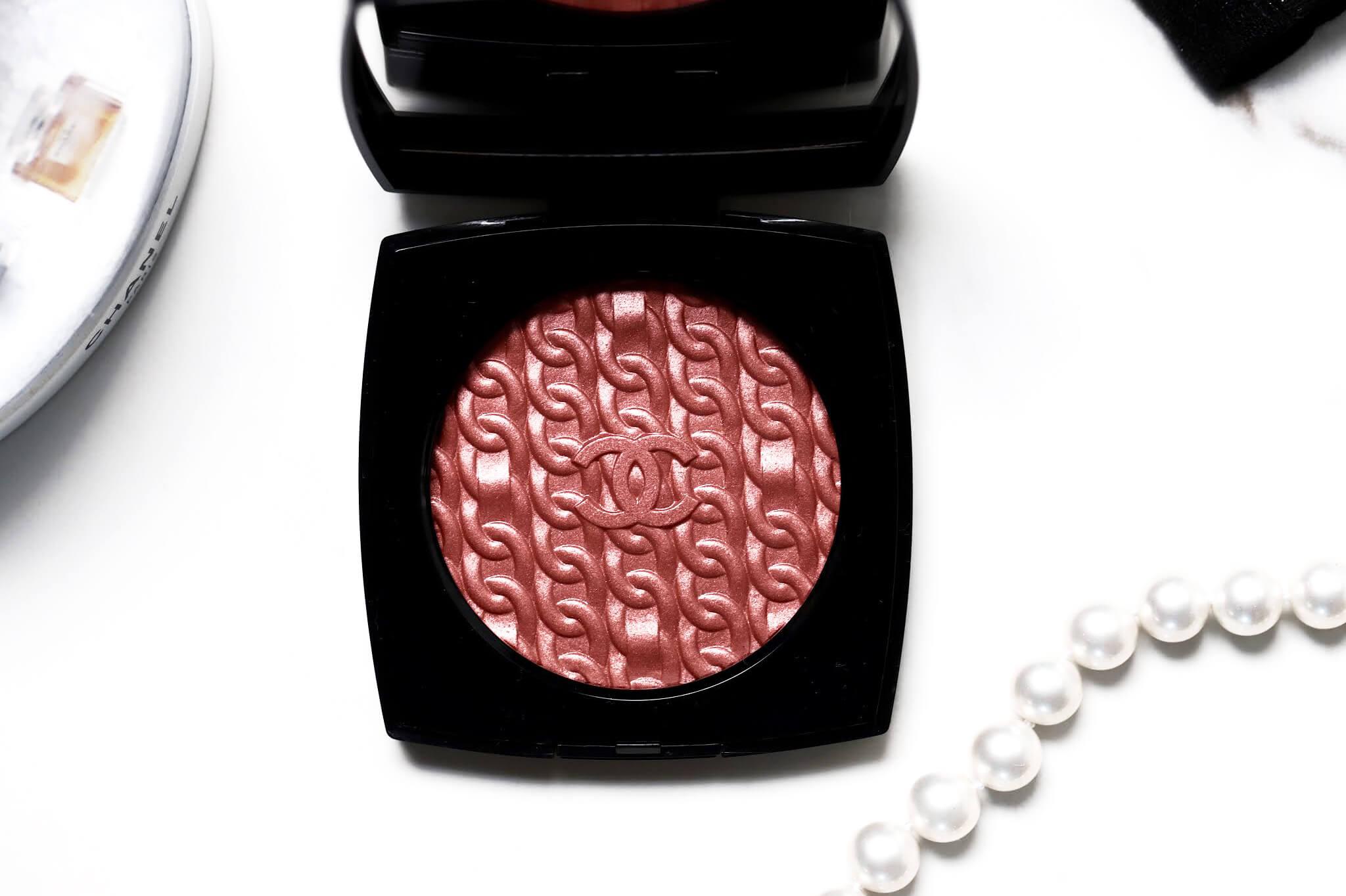 Les Chaîne sde Chanel Poudre Blush