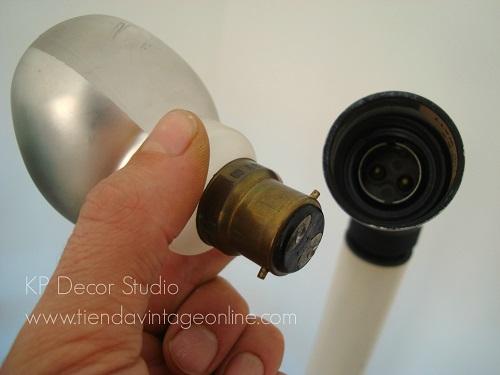 Bombillas bayonetas para lampara stilnovo