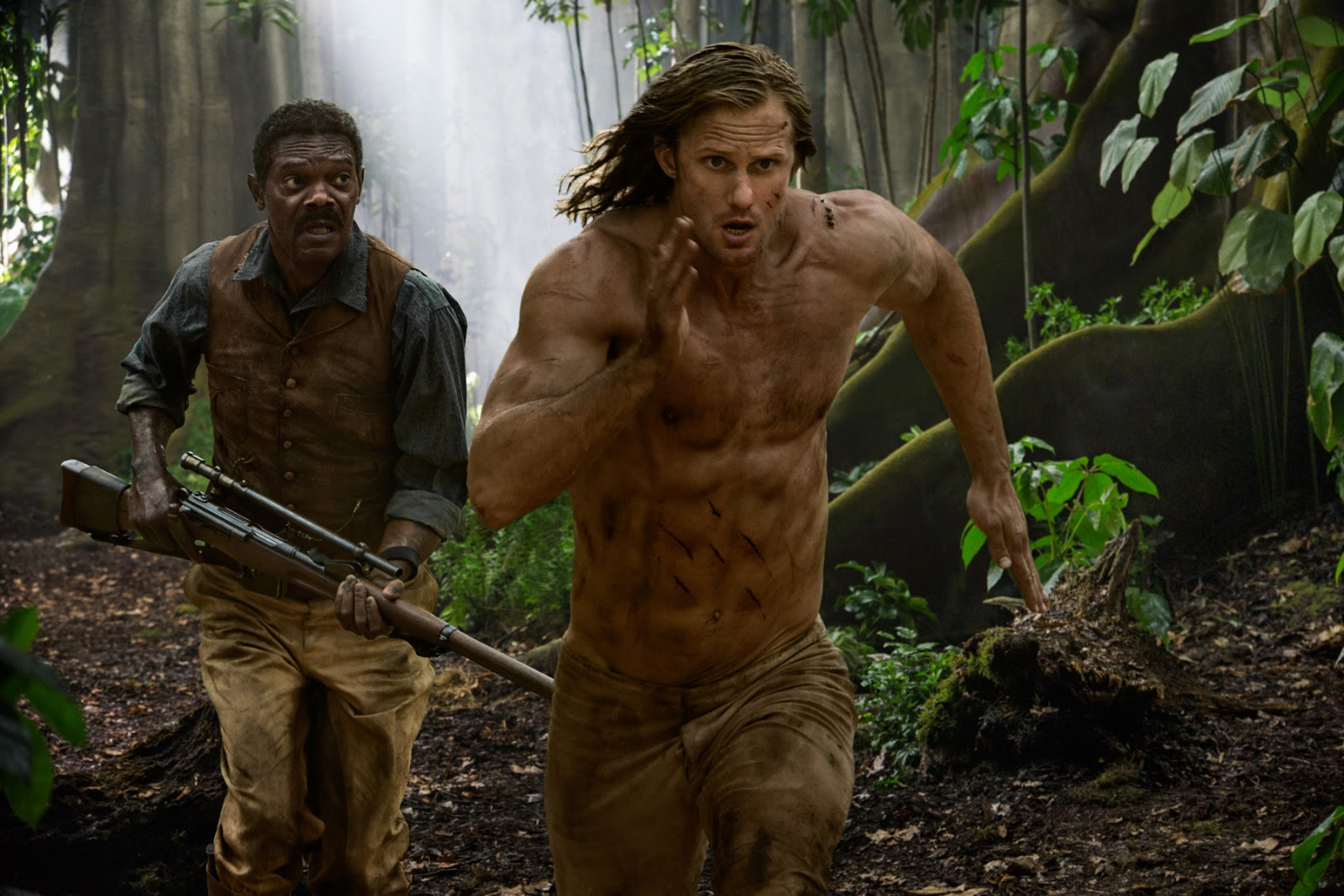Legend Of Tarzan Besetzung