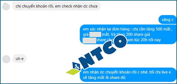 tang share livestream feedback