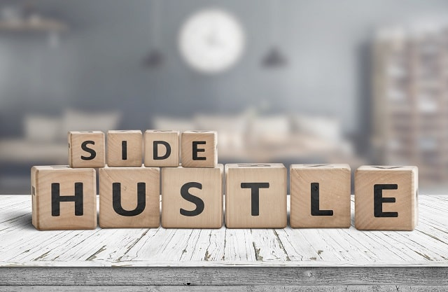 how to start a side business ideas side hustle make money