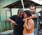 Após manter ex-mulher como refém, homem é atacado com paulada e preso em Arari