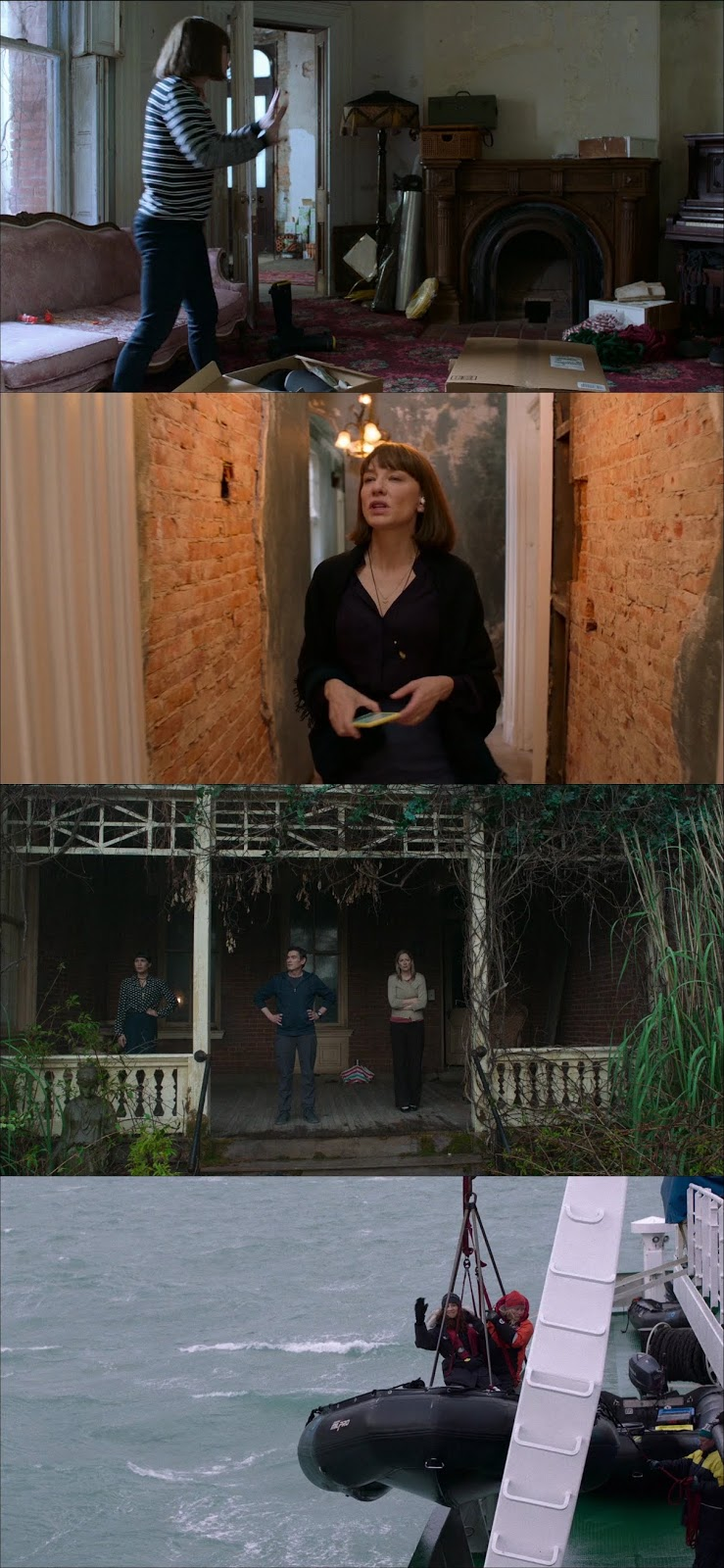 ¿Dónde Estás Bernadette? (2019) HD 720p Latino