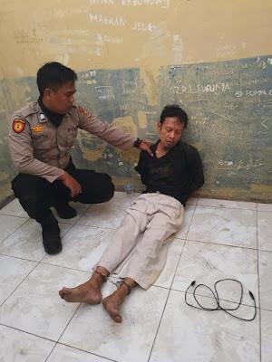 Pelaku penusukan jendral Wiranto di banten