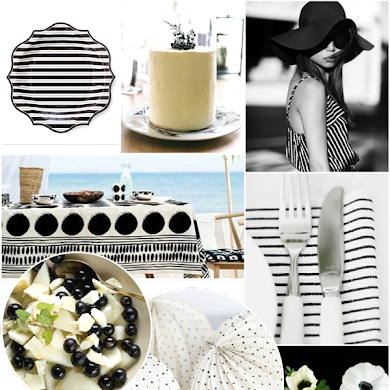 Paint My Party | Un été Monochrome