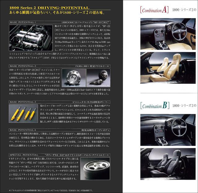 Eunos Roadster VR Limited