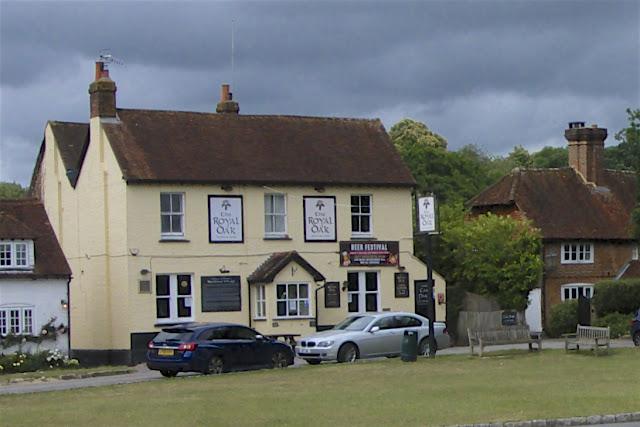 The Royal Oak Brockham
