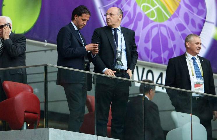 Milan pokušao preoteti Juventusovog Fabia Paraticija