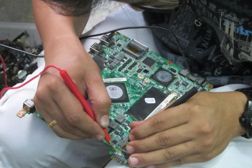 Kursus Perbaikan Laptop