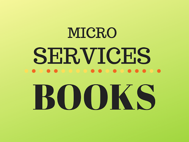 List of Best Micro services development Books