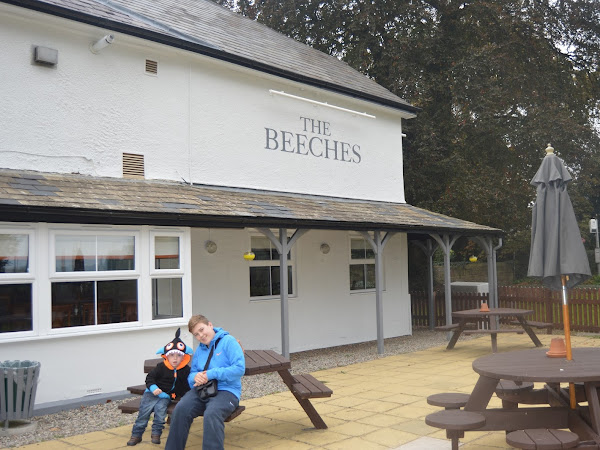 Lunch at The Beeches, Wrexham