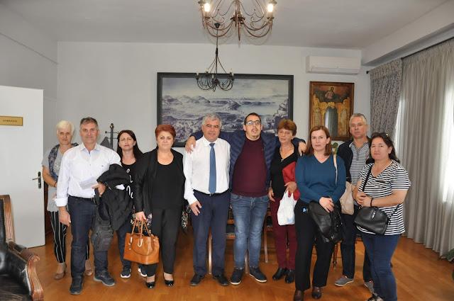 Πρέβεζα: Αντιπροσωπεία κηδεμόνων παιδιών που φοιτούν στο ΚΔΑΠ-ΜΕΑ του Δήμου Πρέβεζας δέχτηκε ο Δήμαρχος Νίκος Γεωργάκος