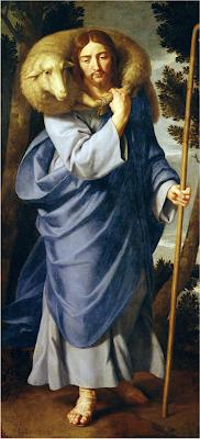 Imagem do Bom Pastor, pintura, #1