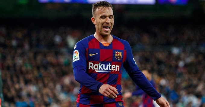 Arthur Melo in talk with Barcelona to terminate his contract immediately