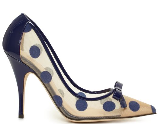 Navy Blue Evening Shoes Melbourne